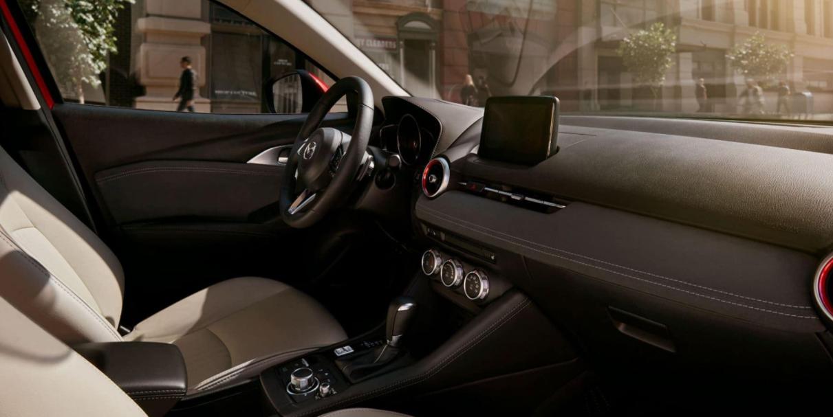 Mazda CX 3 2023 Interior