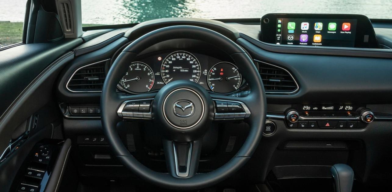 Mazda CX 30 2023 Interior