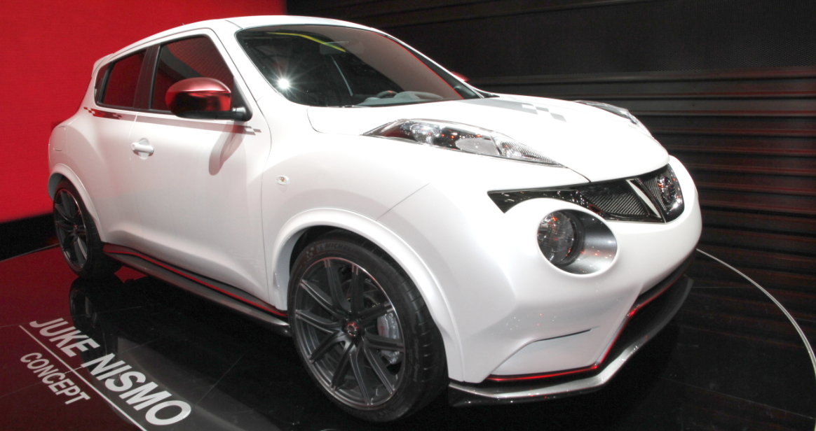 Nissan Juke 2023 Exterior