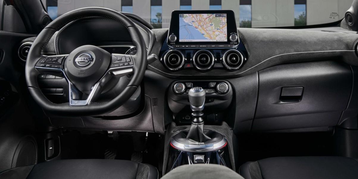 Nissan Juke 2023 Interior