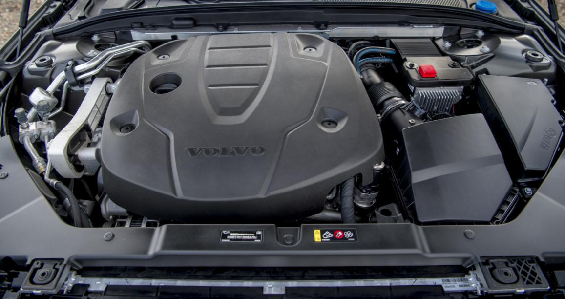 Volvo V60 2023 Engine