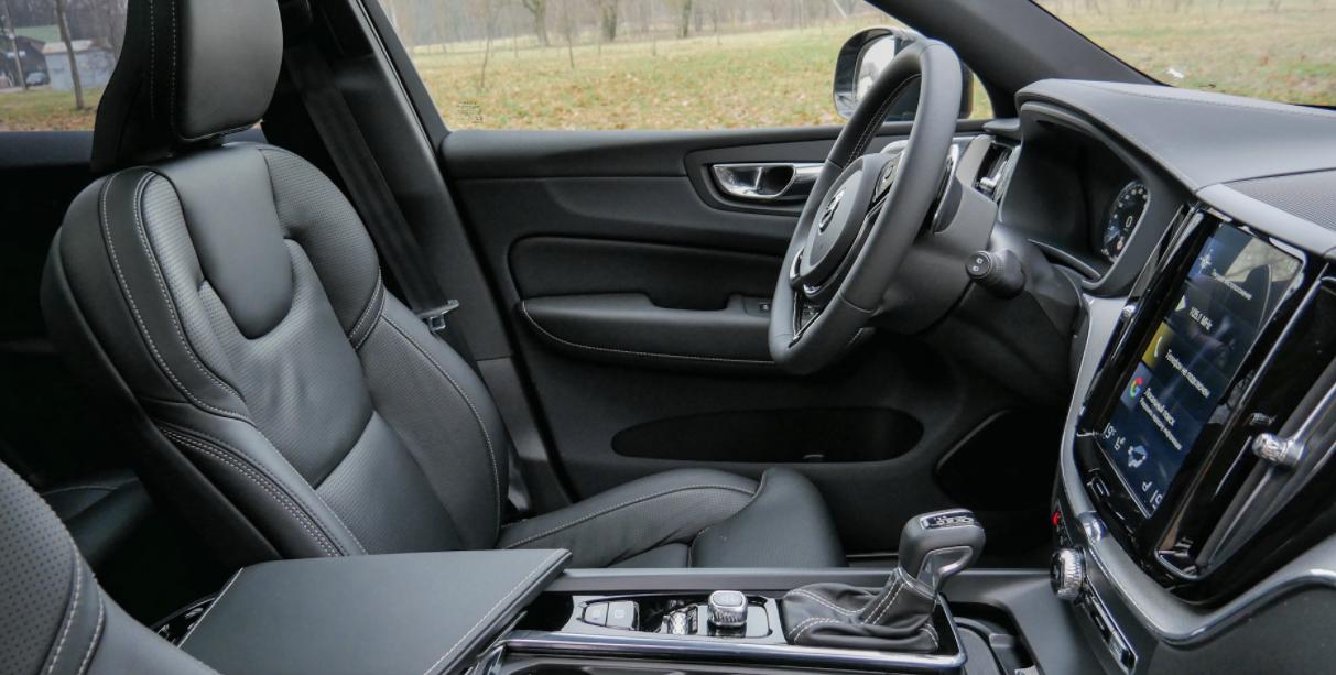 Volvo V60 2023 Interior