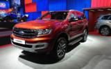 2023 Ford Everest Exterior