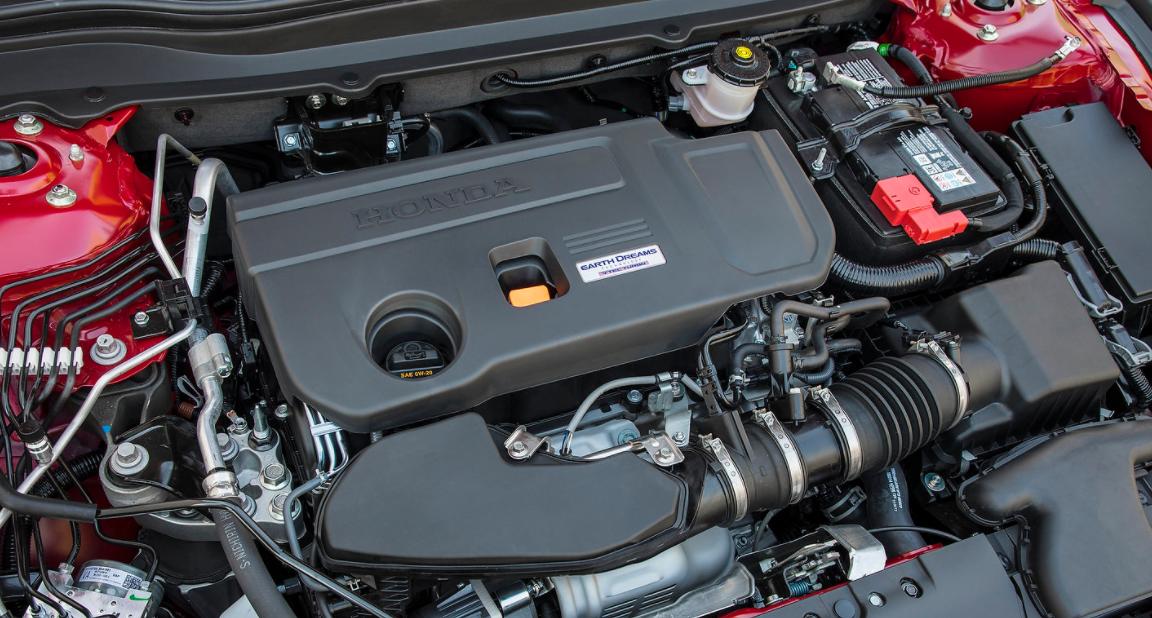 2023 Honda Accord Engine