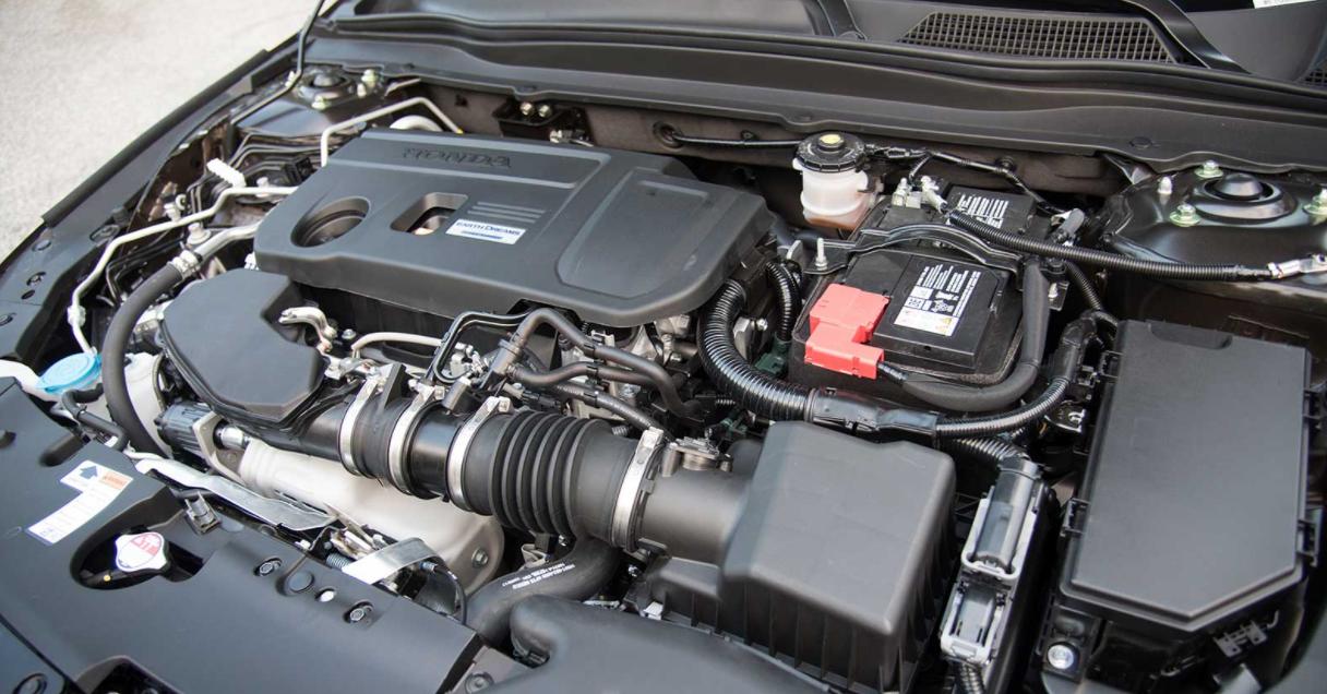 2023 Honda Accord Touring Engine