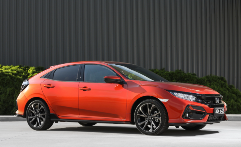 2023 Honda Civic Hybrid Exterior