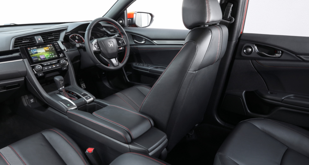 2023 Honda Civic Hatchback Interior