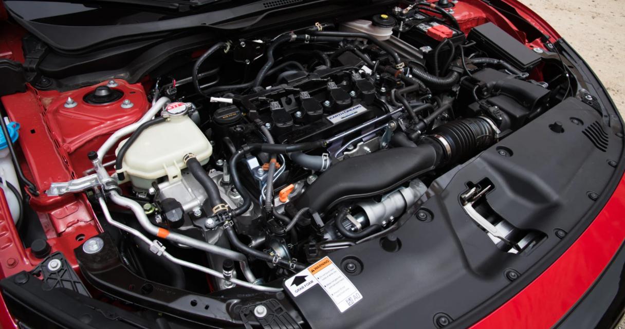 2023 Honda Civic Si Engine