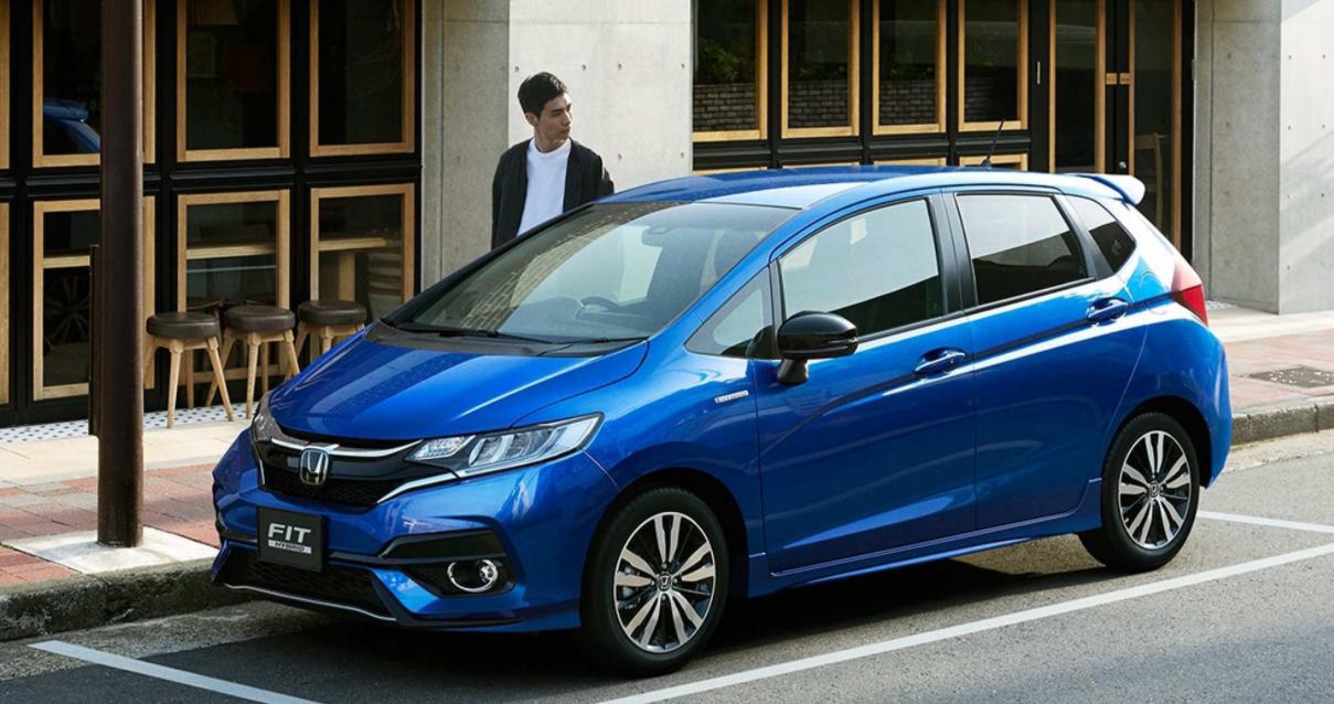 2023 Honda Fit Exterior
