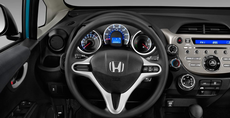 2023 Honda Fit Interior