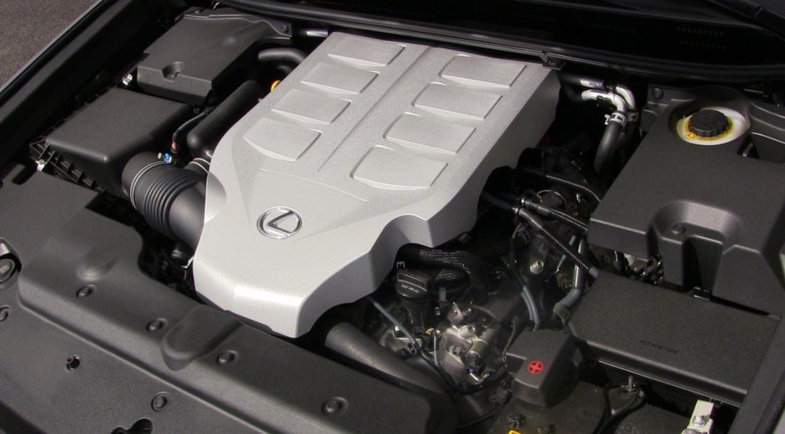 2023 Lexus GX Engine