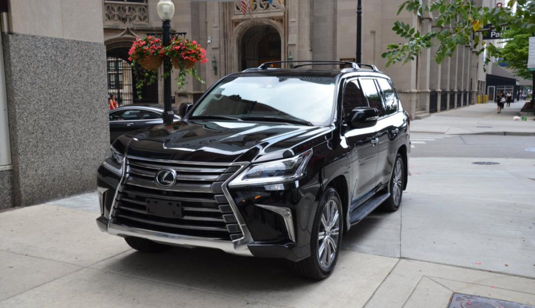 2023 Lexus LX 600 Exterior