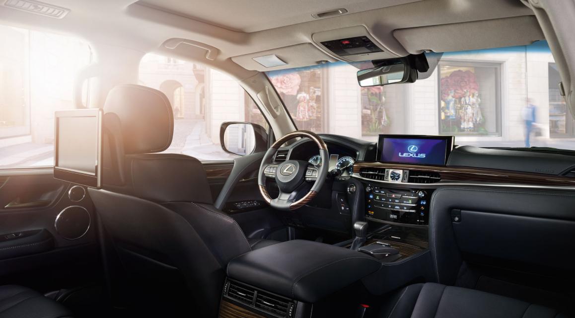 2023 Lexus LX 600 Interior