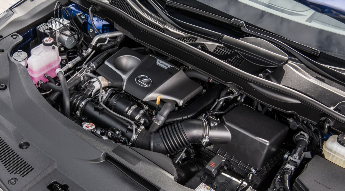 2023 Lexus RX 350 Engine