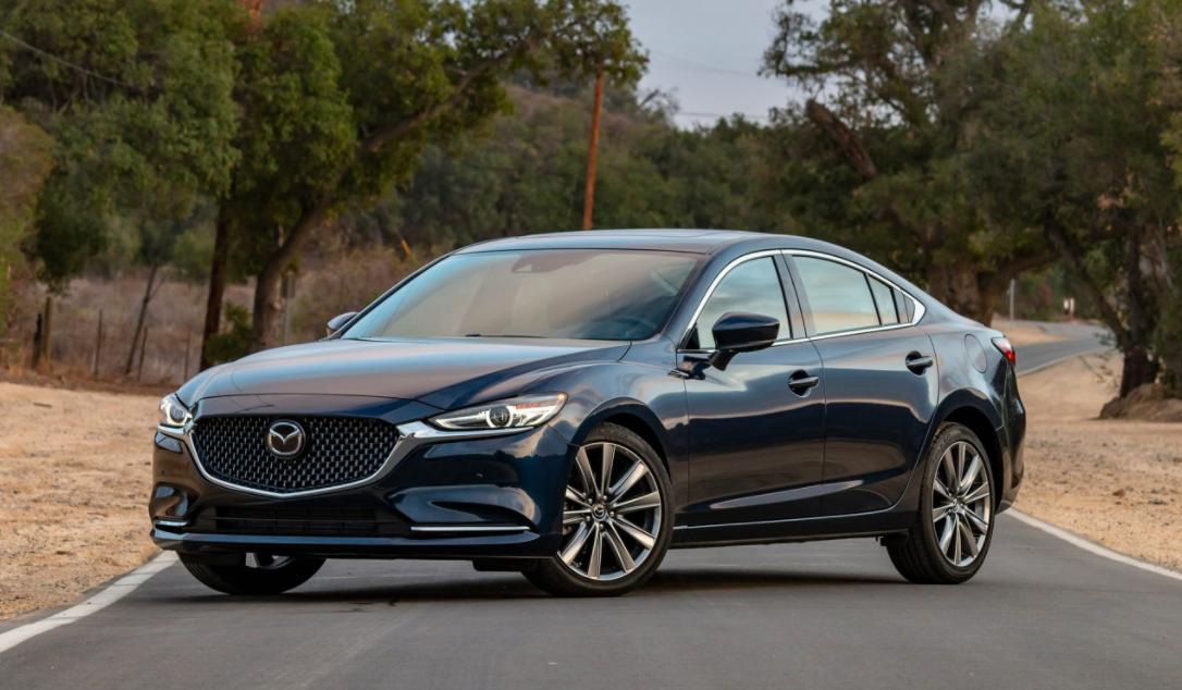2023 Mazda 6 Exterior