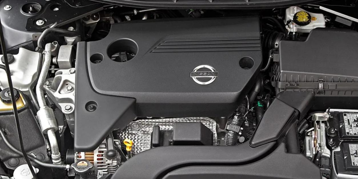 2023 Nissan Altima Engine