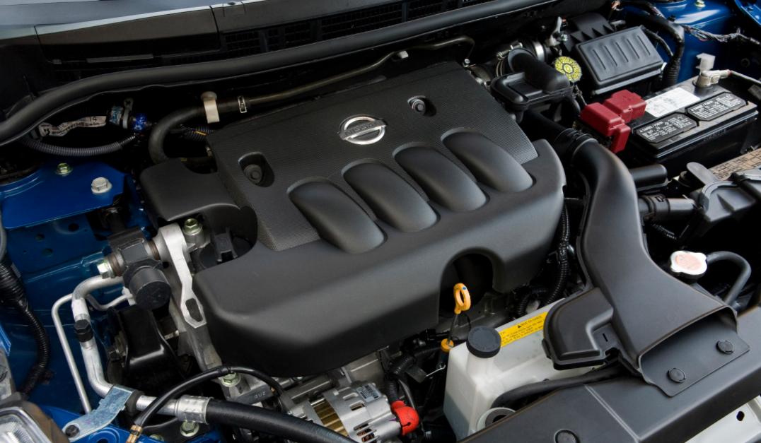 2023 Nissan Versa Engine