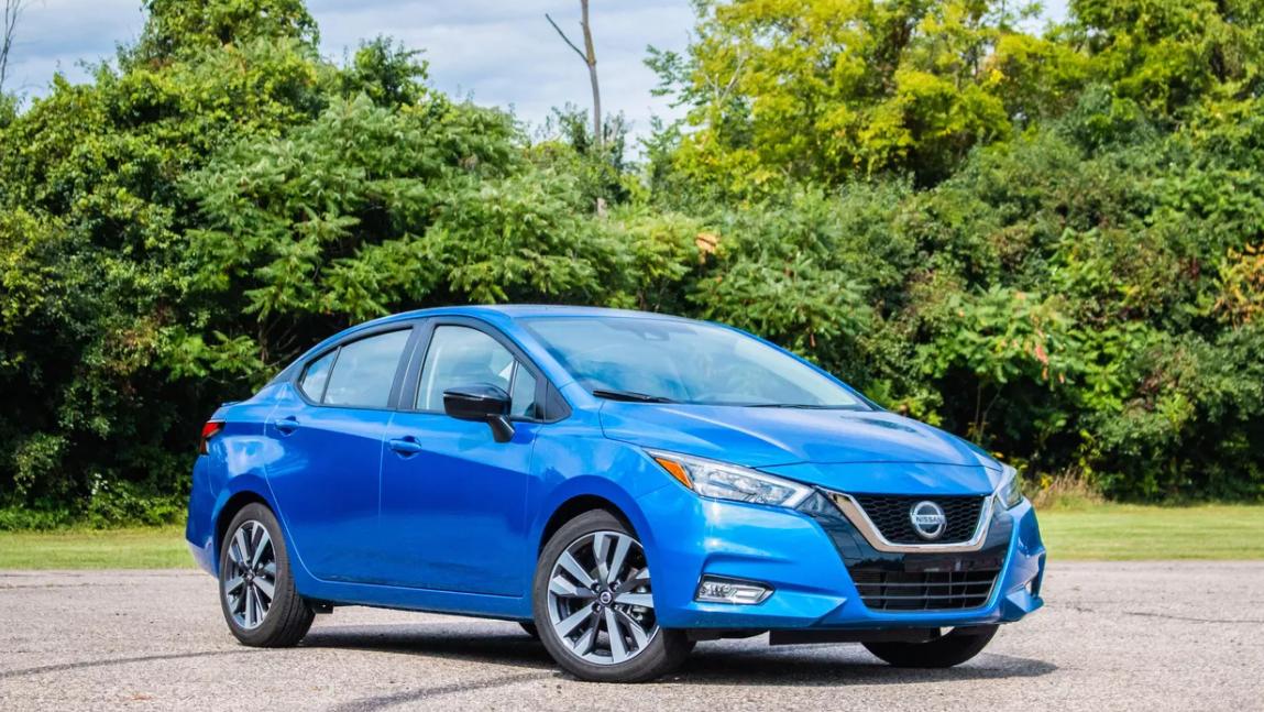 2023 Nissan Versa Exterior