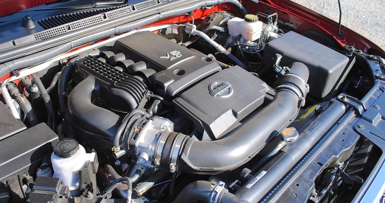 2023 Nissan Xterra Engine