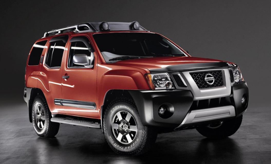 2023 Nissan Xterra Exterior
