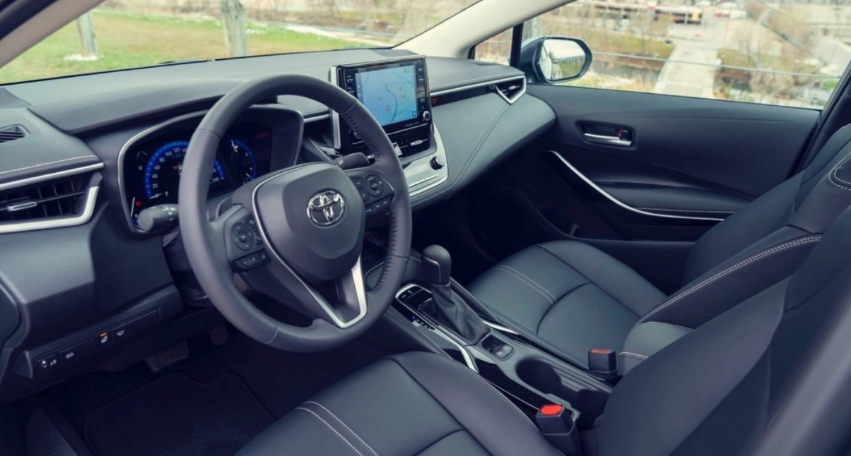 2023 Toyota Corolla Interior