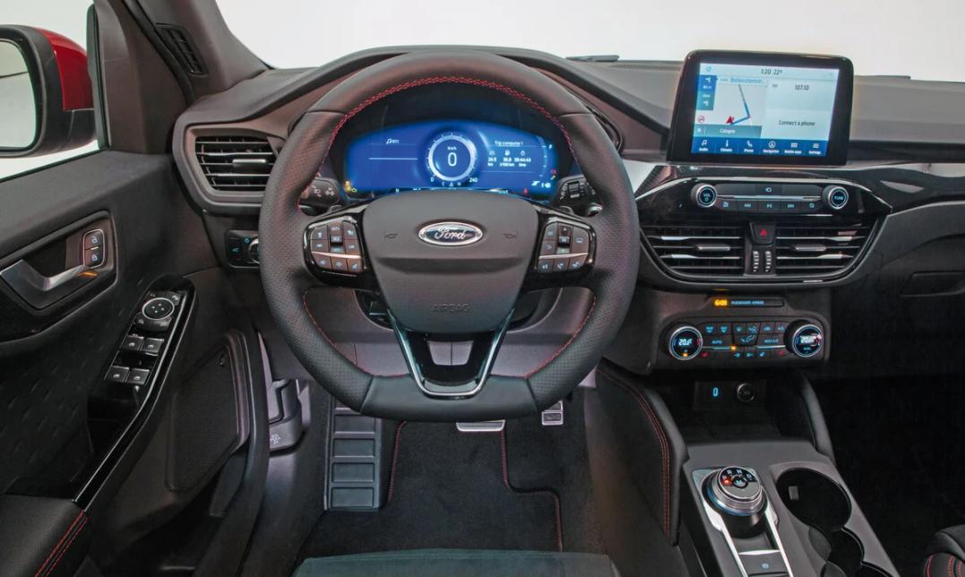 Ford Kuga 2023 Interior