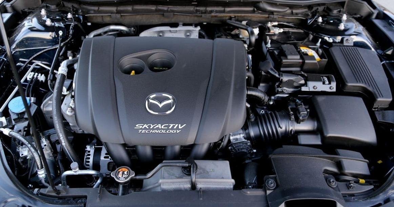 Mazda 6 2023 Engine