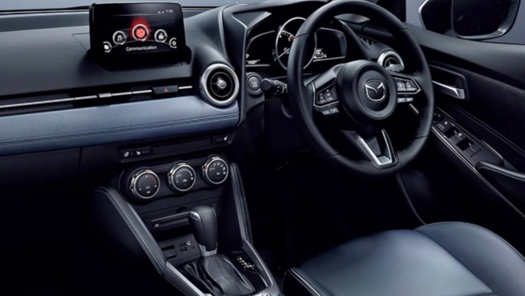 Mazda 6 2023 Interior
