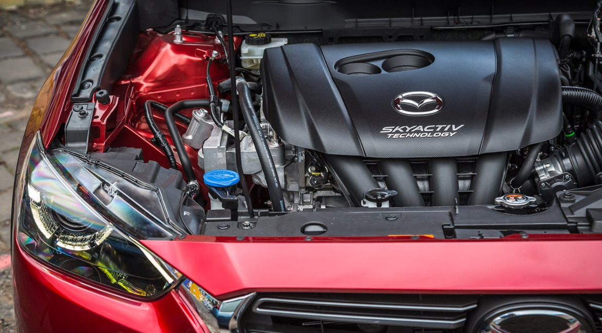 Mazda CX 50 2023 Engine