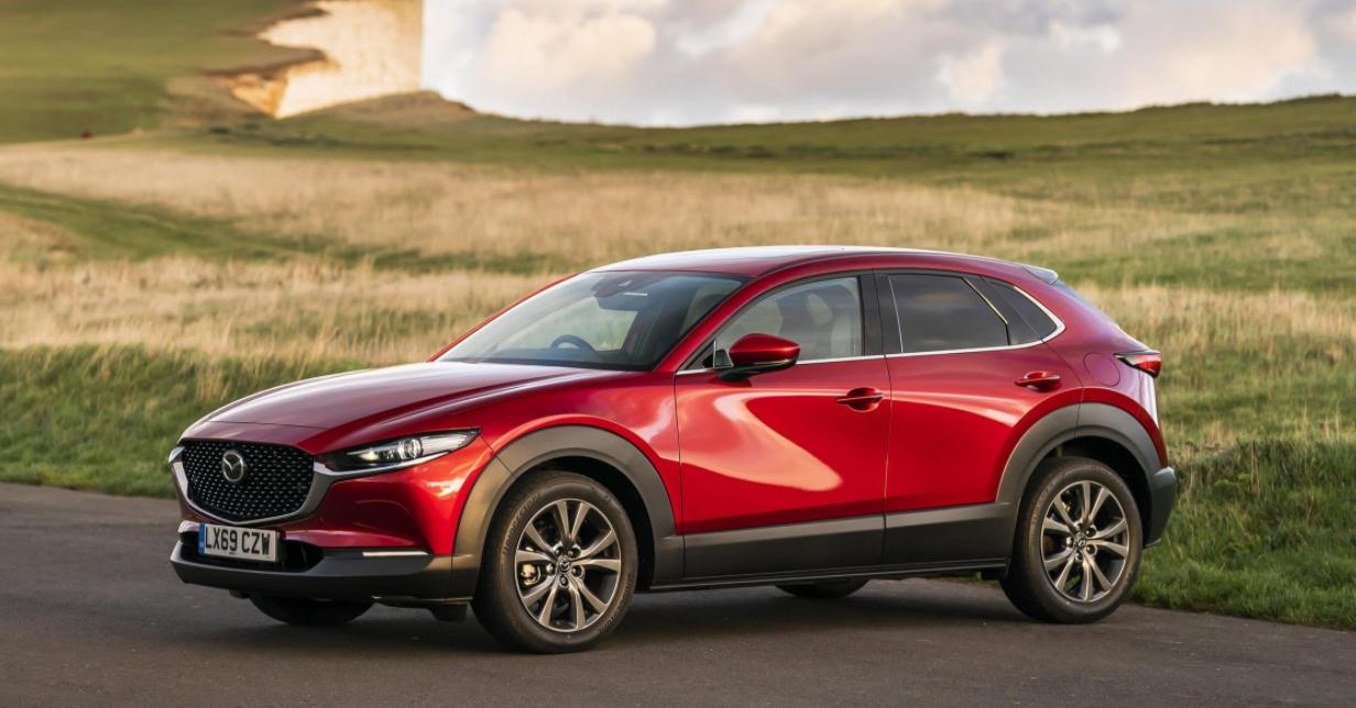 Mazda CX 50 2023 Exterior