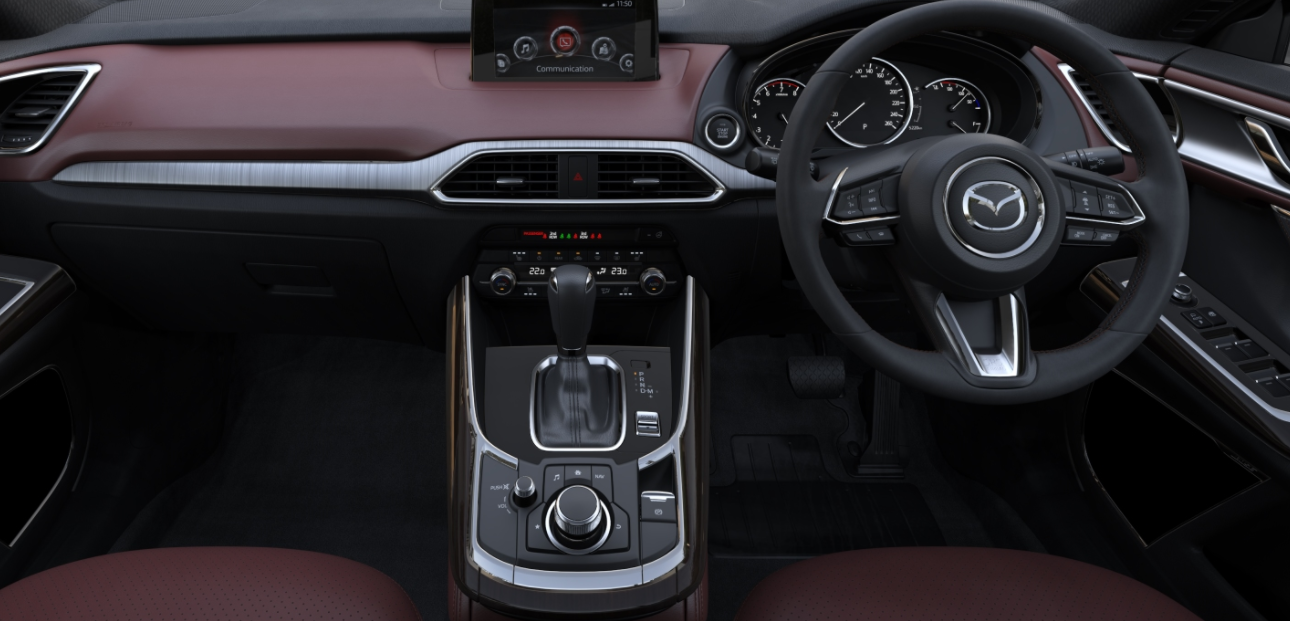 Mazda CX 50 2023 Interior