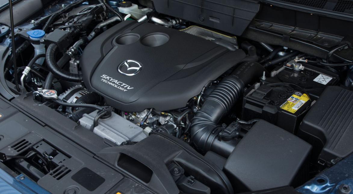 Mazda CX 7 2023 Engine