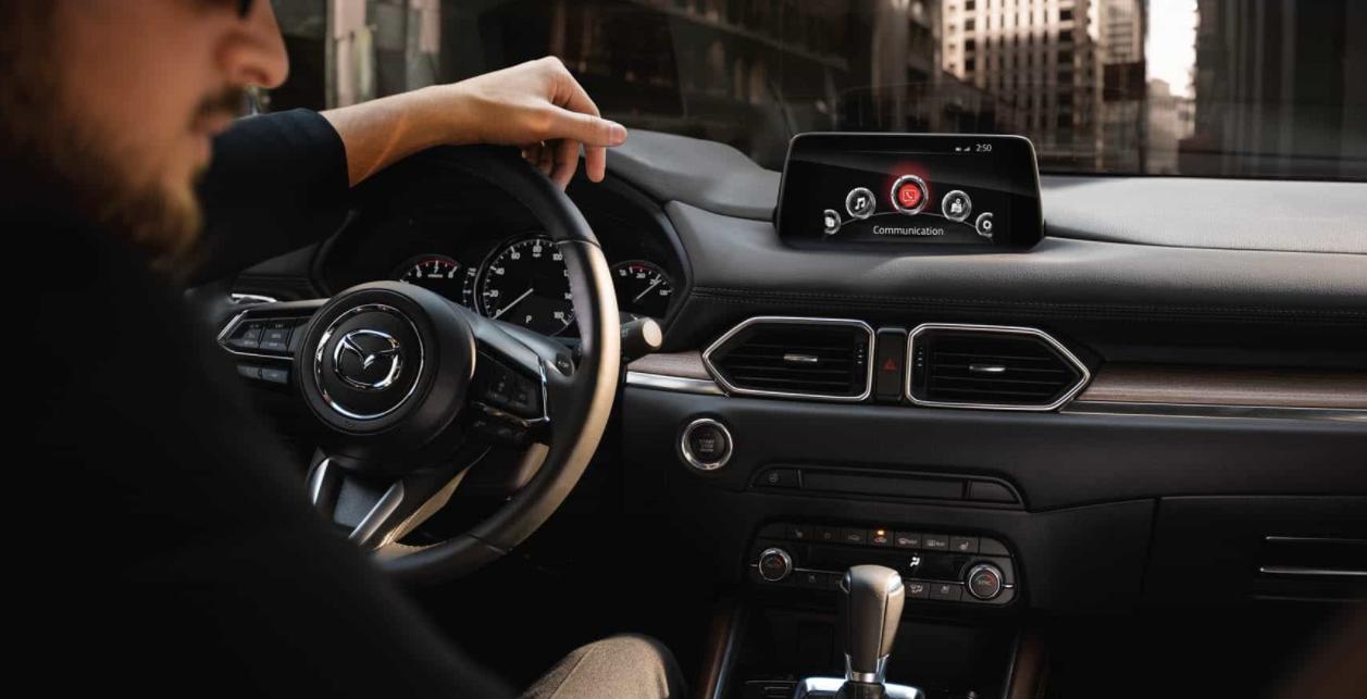 Mazda CX 7 2023 Interior