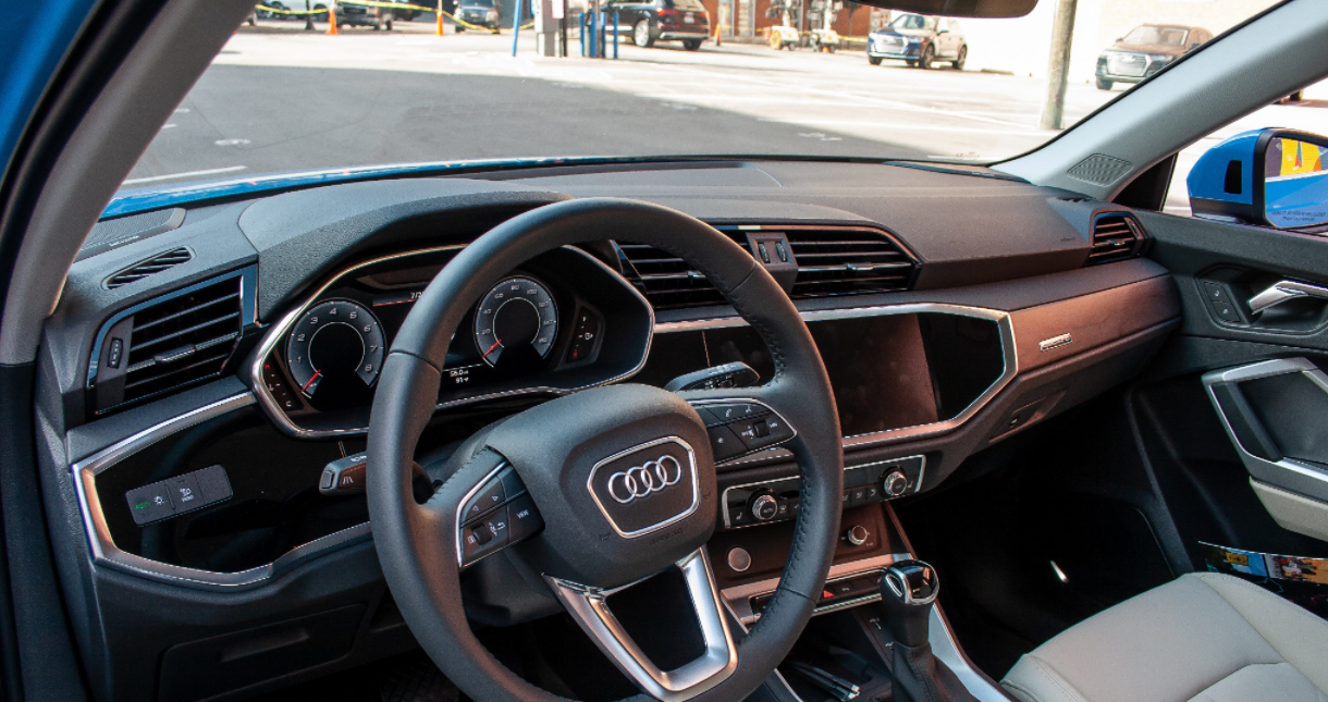 2023 Audi Q3 Turbo Interior