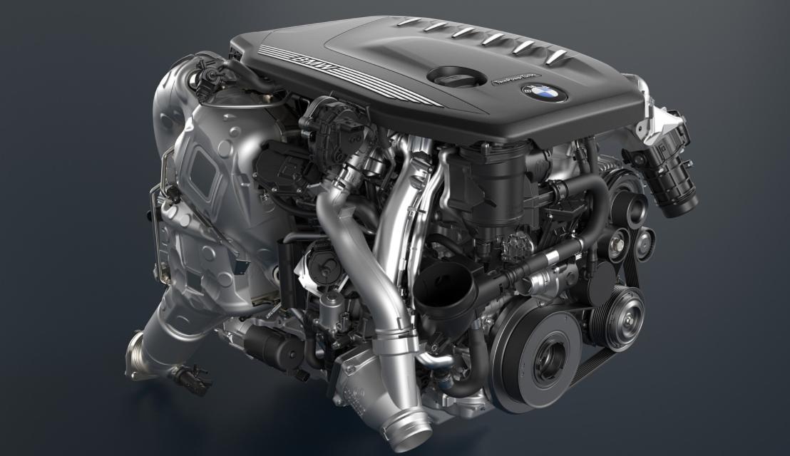 2023 BMW X6 Hybrid Engine
