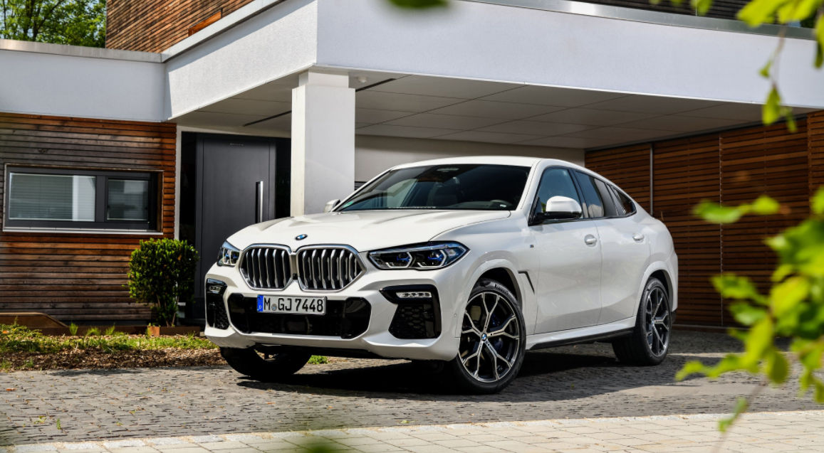 2023 BMW X6 Hybrid Exterior