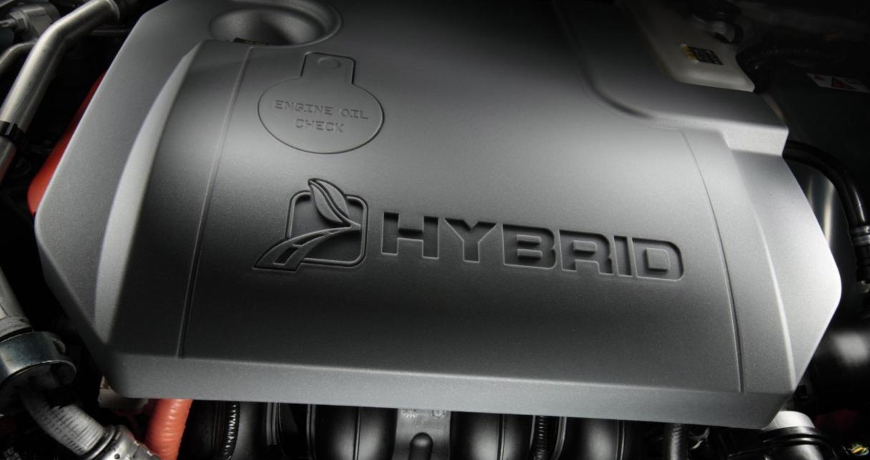 2023 Ford Fusion Hybrid Engine