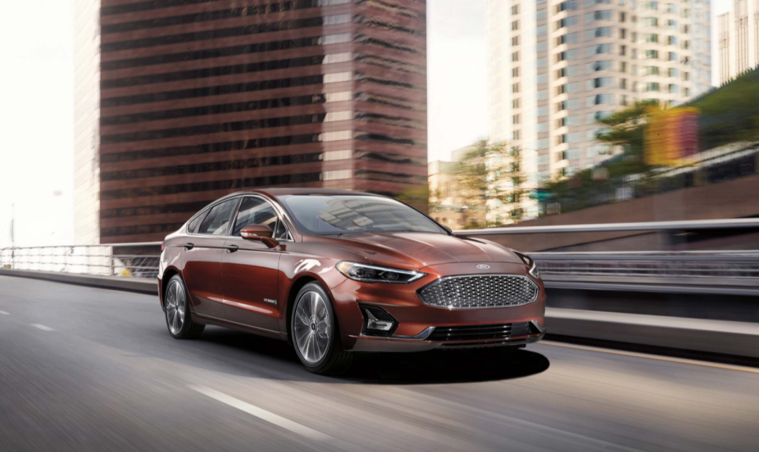 2023 Ford Fusion Hybrid Exterior