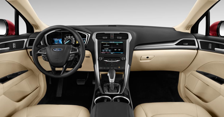 2023 Ford Fusion Hybrid Interior