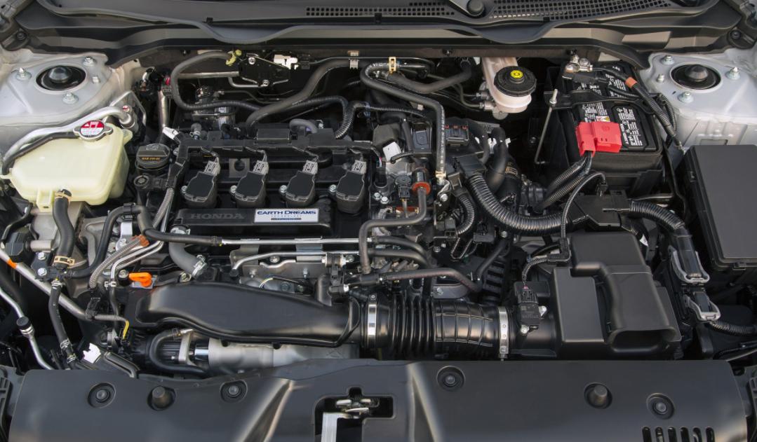 2023 Honda Civic Coupe Engine