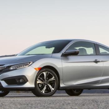 2023 Honda Civic Coupe Exterior