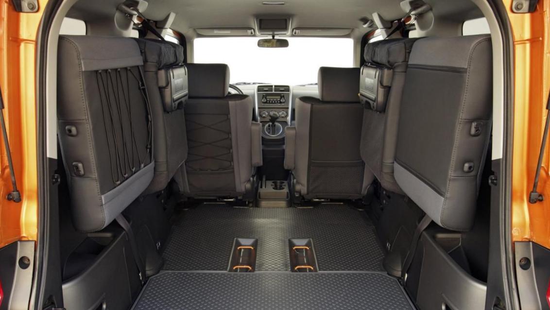 2023 Honda Element Interior