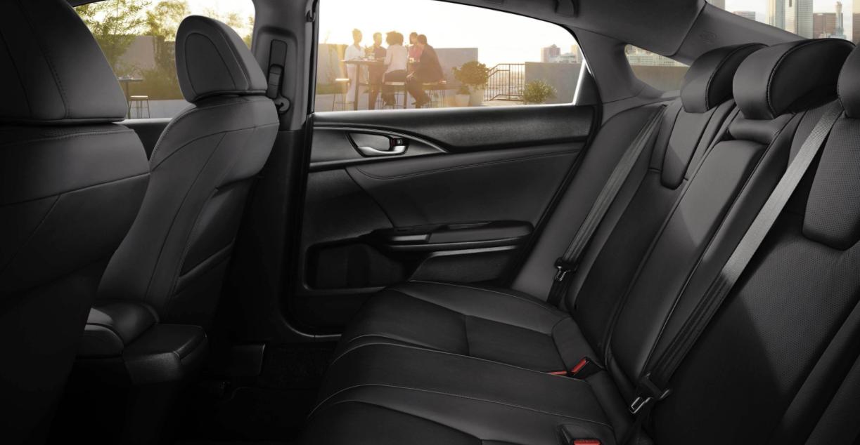 2023 Honda Insight Interior