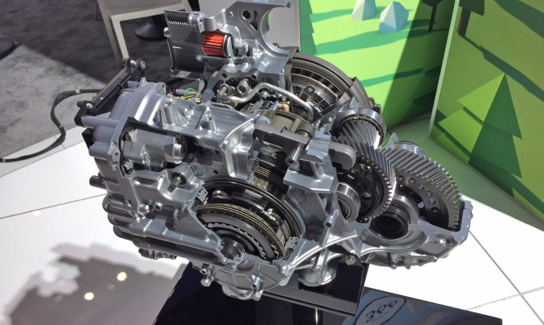 2023 Honda Odyssey Engine
