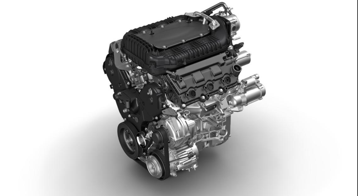 2023 Honda Pilot Engine