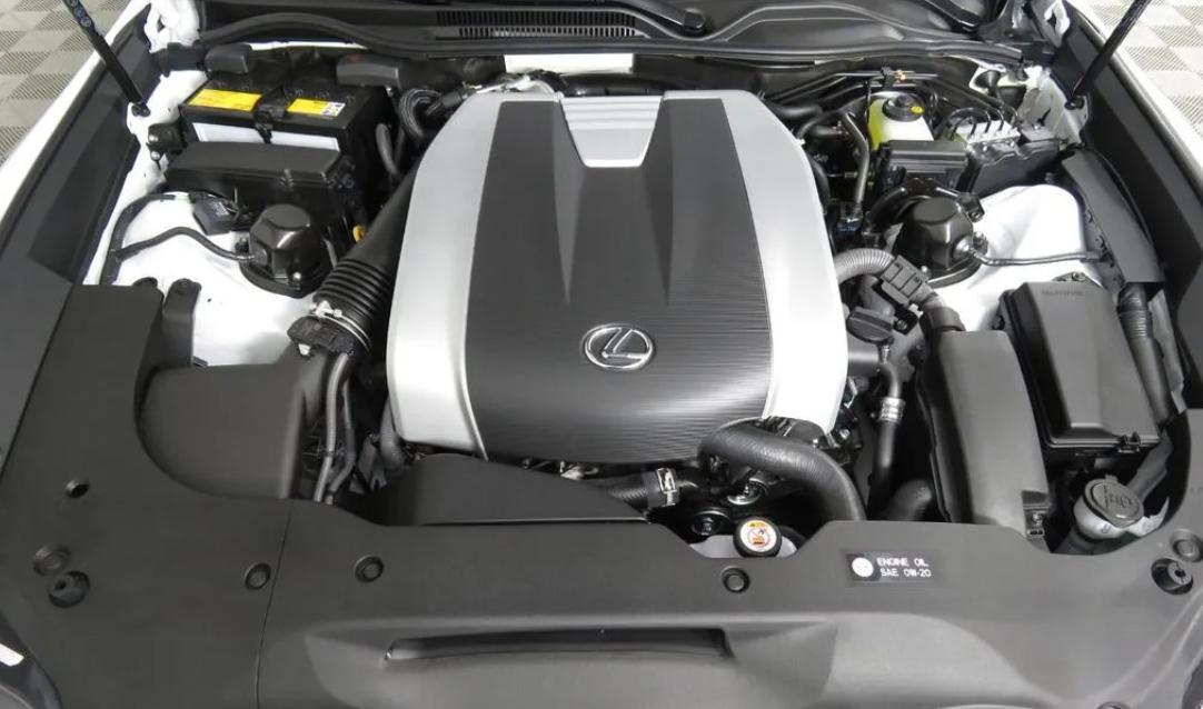 2023 Lexus RC Engine