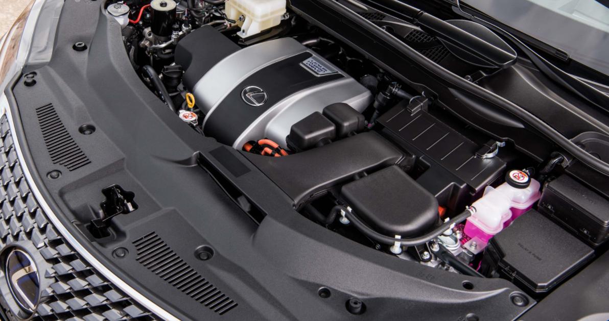 2023 Lexus RX 450H Engine