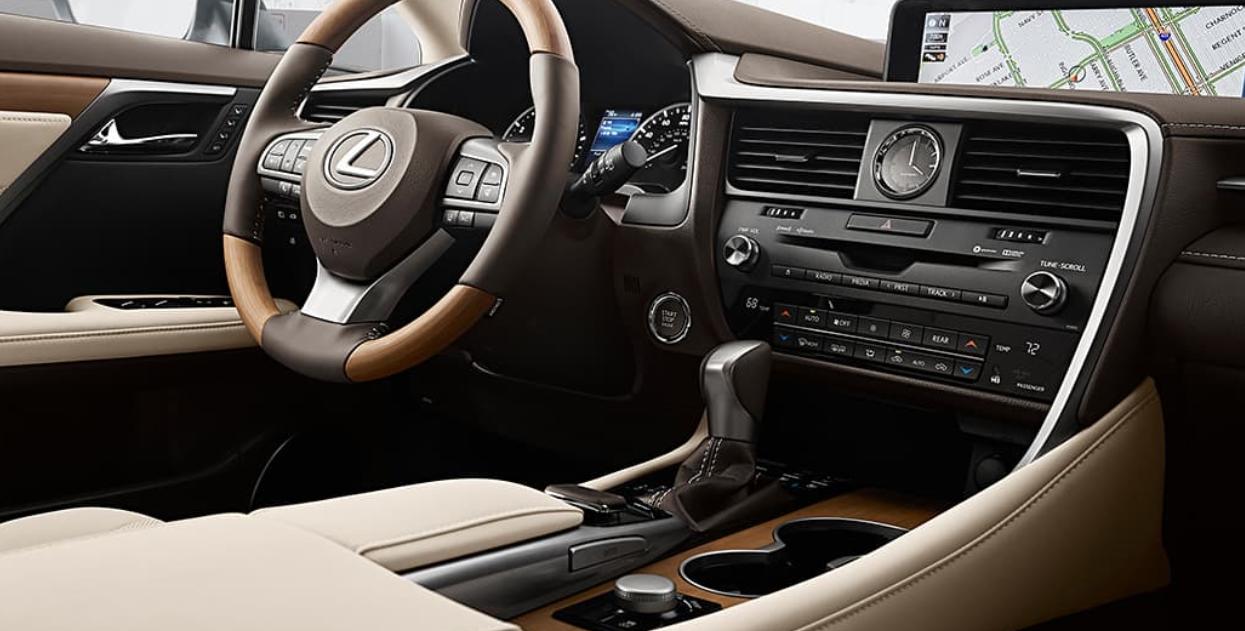 2023 Lexus RX 450H Interior