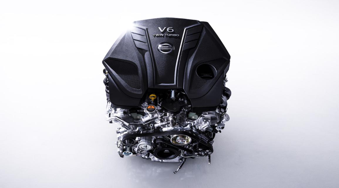 2023 Nissan 400Z Engine