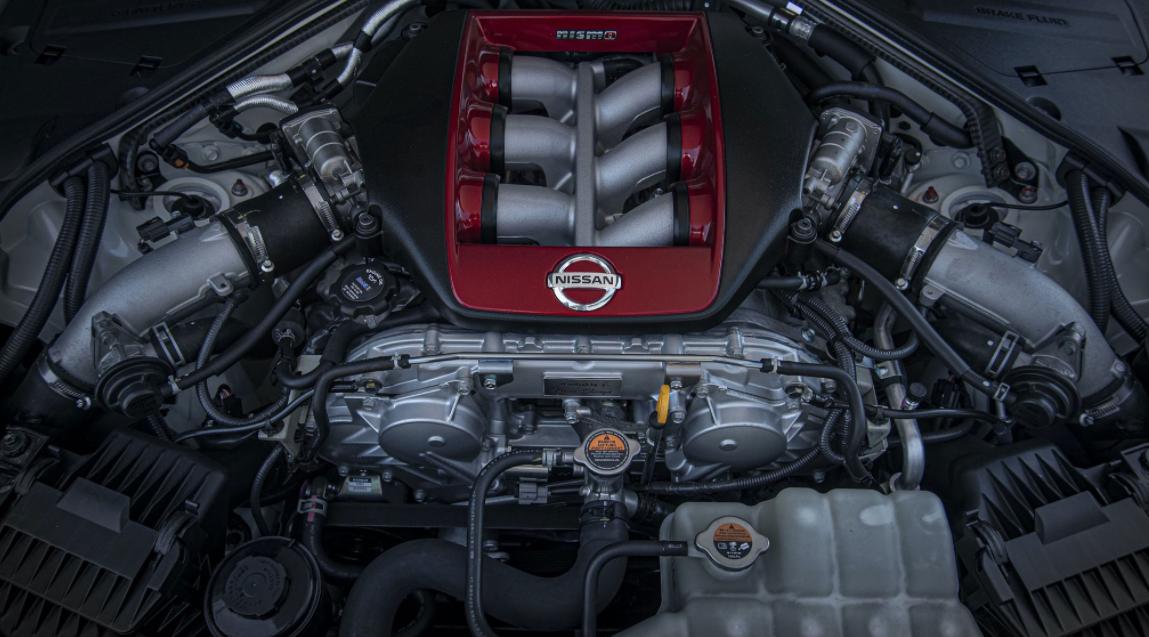 2023 Nissan Skyline Engine